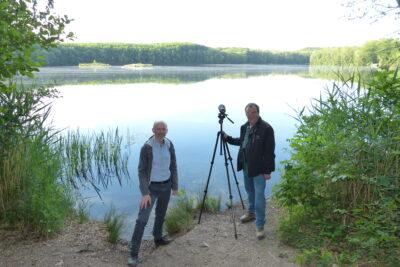 Oliver Krischer und Matthias Welpmann