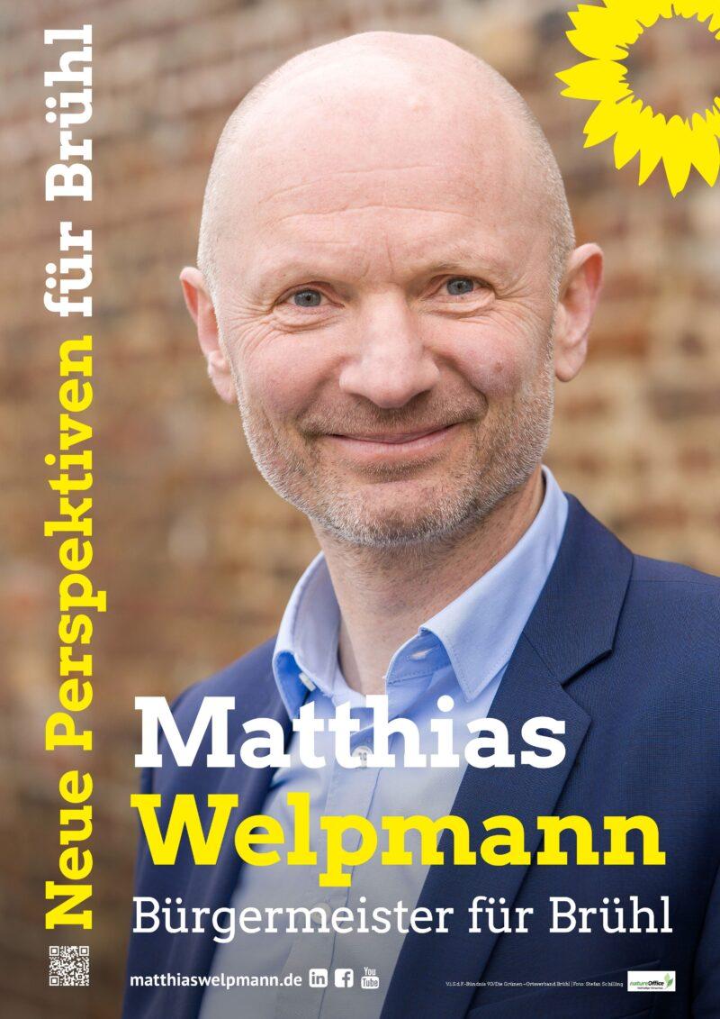 Plakat 1 - Matthias Welpmann